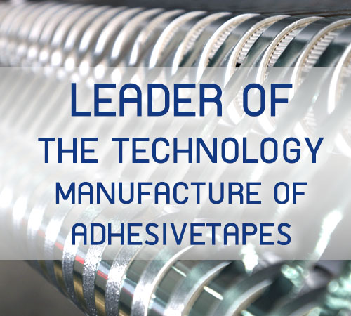 Technology leader Manufacture of adhesive tapes